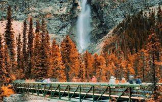 Takakkaw Falls,British Columbia Canada... 6