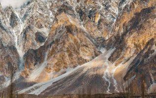 The beautiful Passu Cones, Gojal - Hunza, in Pakistan Credits: Aabidumar... 4