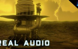This Is What The Surface Of Venus Sounds Like! Venera 14 Sound Recording 1982 (4K UHD) 3