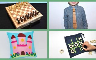 Toys & kids' accessories by Empnoia. Slide show.