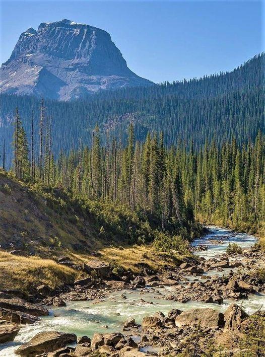 Yoho National Park,British Columbia Canada... 1