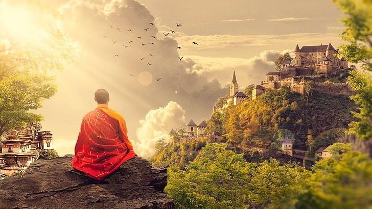 Αν είσαι καθαρός μέσα σου (Βουδιστική ιστορία)... 1