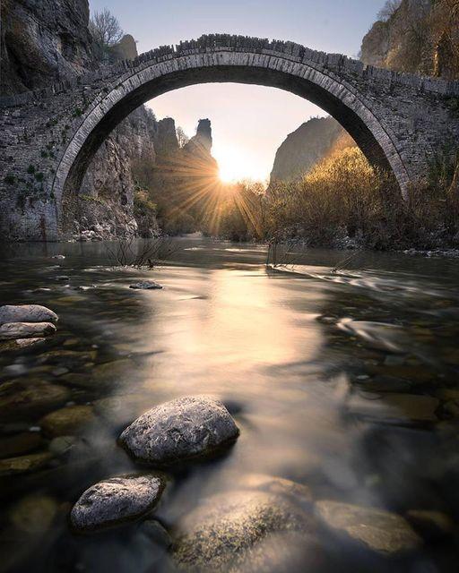 Η φωτογρσφία της ημέρας: Στα Ζαγοροχώρια, στα «πέτρινα χωριά» που τα κρύβει η άχ... 1