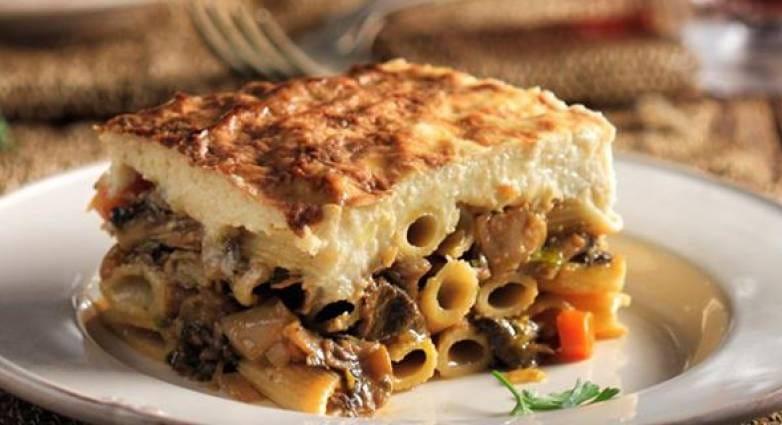 Συνταγή για παραδοσιακό παστίτσιο... 1
