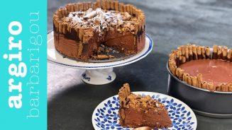 Τούρτα γενεθλίων (τούρτα περίπτερο) | Αργυρώ Μπαρμπαρίγου & @Γιάννος Βαλιάνος