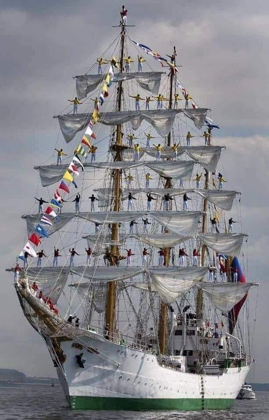 Υπέροχη φωτογραφία ενός πλοίου, που δεν είναι Infante Sagres.... 1
