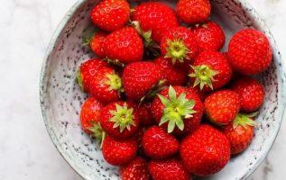 Φράουλες ένα φρούτο εποχής που όλοι λατρεύουμε...