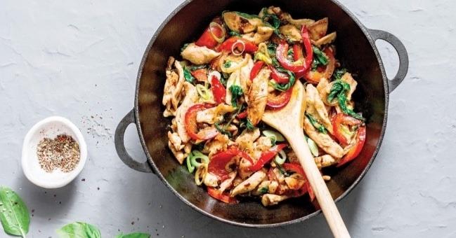 Ψαρονέφρι με λαχανικά και σόγια... 1