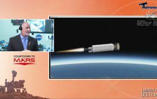 Η εκτόξευση του Perseverance προς τον Άρη | Astronio Live 1