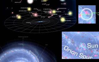 Κλίμακα μεγέθους του γαλαξία μας 5