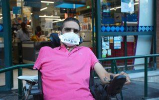 Αν πιστεύεις ότι η χρήση μάσκας σε περιορίζει τότε δεν έχεις ιδέα τι θα πει περι... 2