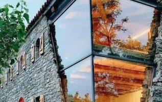 Και ποιός δεν θάθελε ένα τέτοιο σπίτι μέσα στη φύση... 2