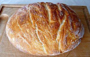 Εύκολο σπιτικό ψωμί (η βασική συνταγή)... 3