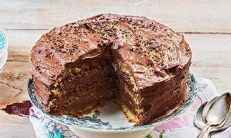 Τέλεια τούρτα πραλίνα έτοιμη σε 5 λεπτά!... 9
