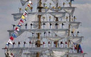 Υπέροχη φωτογραφία ενός πλοίου, που δεν είναι Infante Sagres.... 7