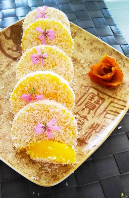 Γλυκάκι με φρέσκο χυμό πορτοκάλι... 2