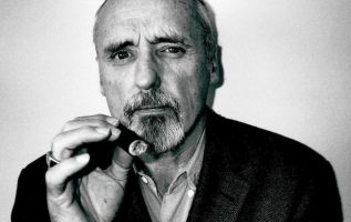 Dennis Hopper (May 17, 1936 - May 29, 2010) photographed by Terry Richardson.... 3