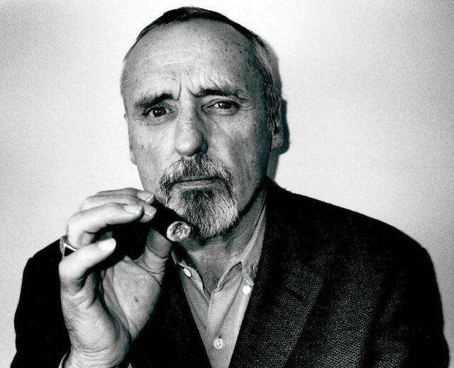 Dennis Hopper (May 17, 1936 - May 29, 2010) photographed by Terry Richardson.... 1