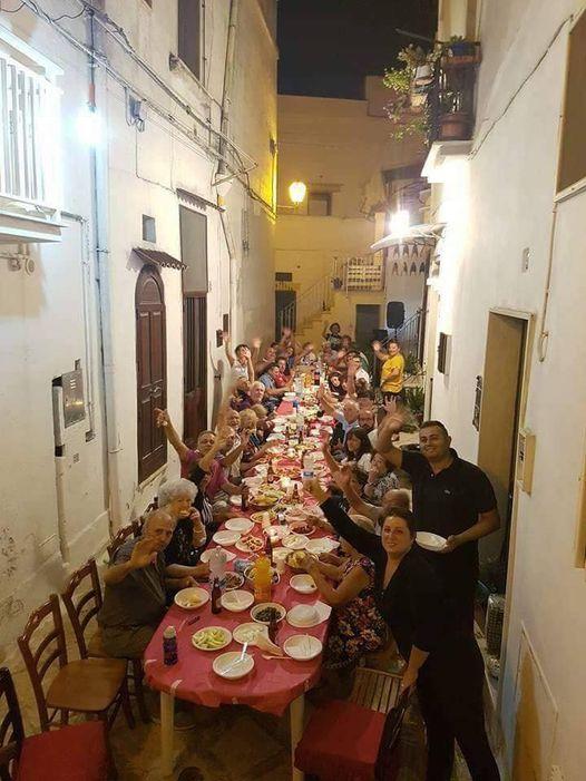 A Greek Family Dinner !!.... 1