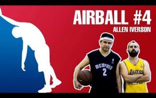 Allen Iverson - Airball #04