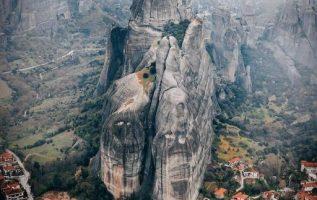 Amazing Meteora #Greece!!. Photo by Frederik Schindler.... 6