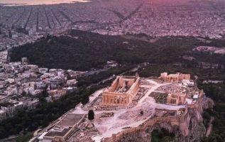 Athens Sunset... 4