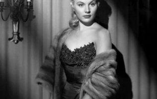 Barbara Payton (November 16, 1927 - May 8, 1967).... 4