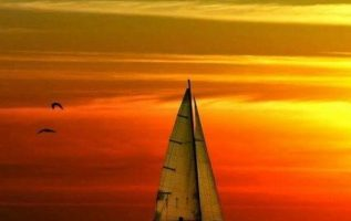 Beautiful sunset from Skiathos island #Greece !!.... 4