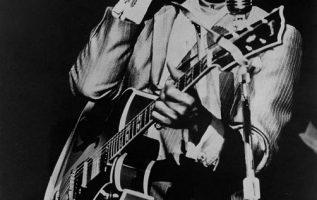 """Blues Legend Aaron Thibeaux """"T-Bone"""" Walker (May 28, 1910 - March 16, 1975).... 2"""