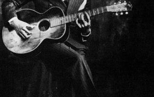 Blues Pioneer Robert Johnson (May 8, 1911 - August 16, 1938).... 2