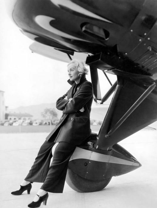 Carole Lombard (October 6, 1908 - January 16, 1942) died in a plane crash while ... 1