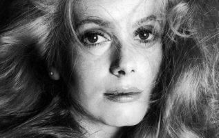 Catherine Deneuve photographed by Richard Avedon.... 3
