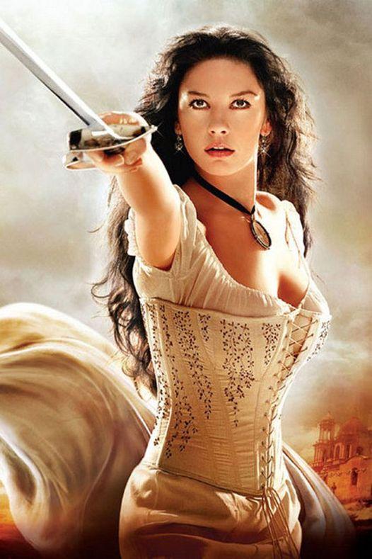 Catherine Zeta-Jones. The Legend of Zorro (2005).... 1
