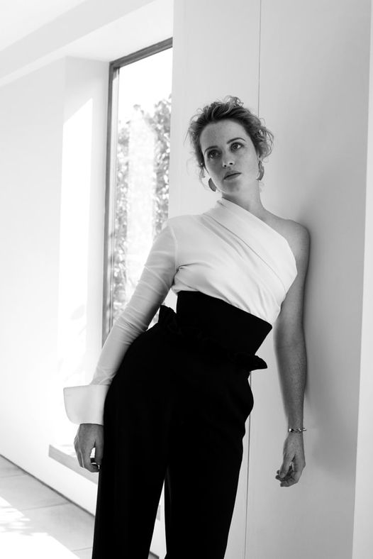 Claire Foy.... 1