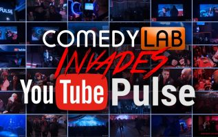 ComedyLab invades YouTube Pulse 2018