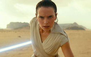 Daisy Ridley. Rey.... 3