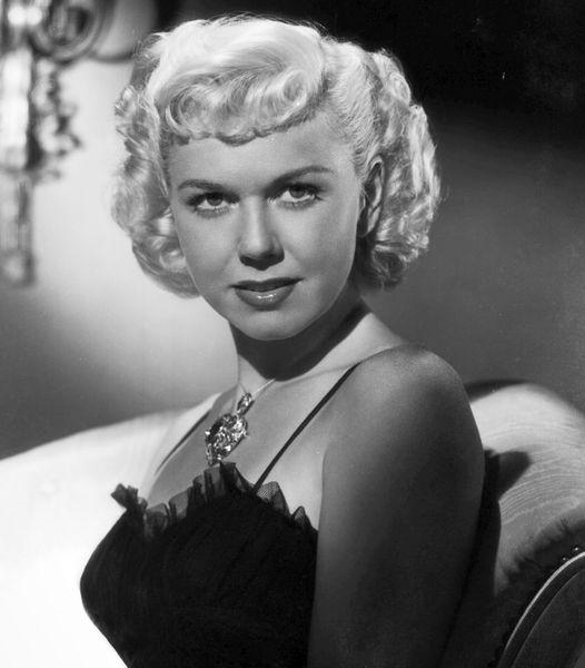 Doris Day (April 3, 1922 - May 13, 2019).... 1