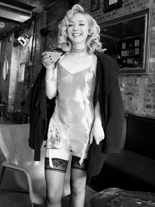 Emily Kinney photographed by Tina Turnbow.... 1