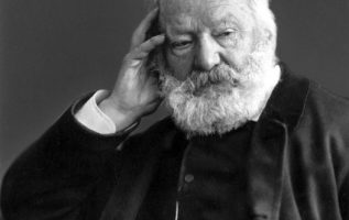 French Novelist, Poet and Dramatist Victor Hugo (February 26, 1802 - May 22, 188... 3
