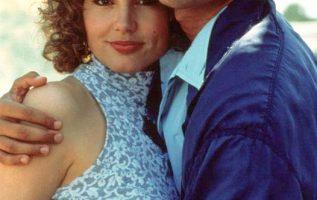 Geena Davis and Jeff Goldblum.... 3