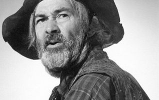 """George """"Gabby"""" Hayes (May 7, 1885 - February 9, 1969).... 4"""