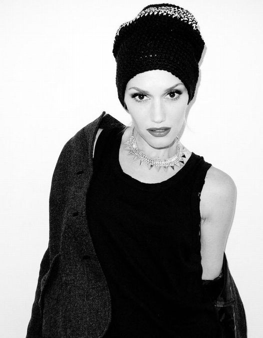 Gwen Stefani photographed by Terry Richardson.... 1