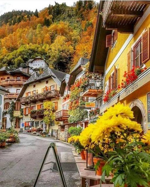 Hallstatt, Αυστρία... 1