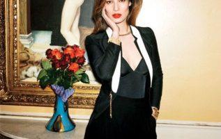 Happy Birthday to Bond Girl Bérénice Marlohe who turns 42 today!... 4