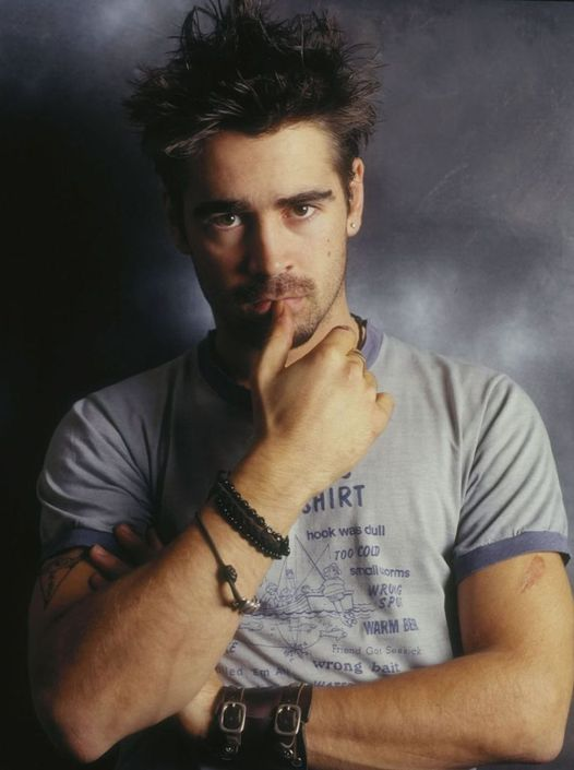 Happy Birthday to Colin Farrell who turns 45 today!... 1