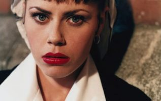 Happy Birthday to Fairuza Balk who turns 47 today! Photo by Isabel Snyder.... 4