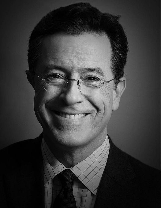 Happy Birthday to Stephen Colbert who turns 57 today!... 1
