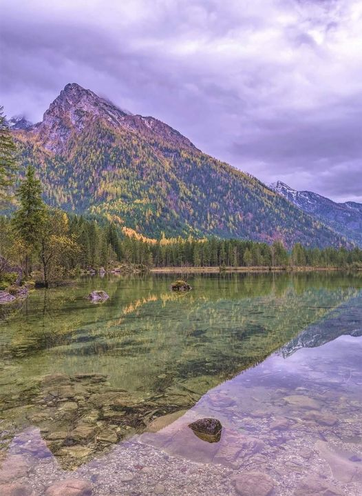 Hintersee,Bavaria Germany.... 1