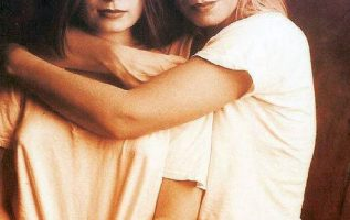 Holly Marie Combs and her mom Lauralei Combs.... 3