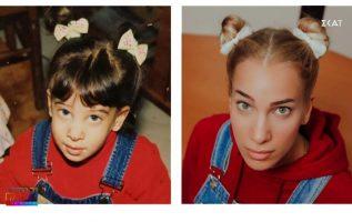 House Of Fame | Οι αντιδράσεις των μαθητών βλέποντας την αναβιωση των παιδικων φωτογραφιών τους